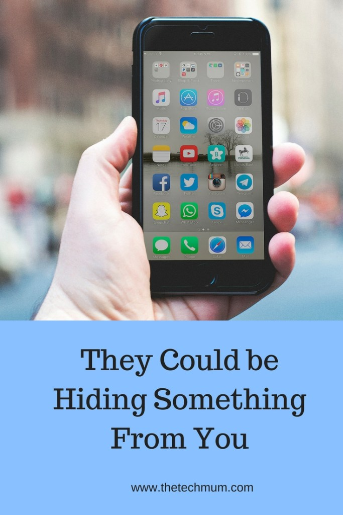 They Could Be Hiding Something From You