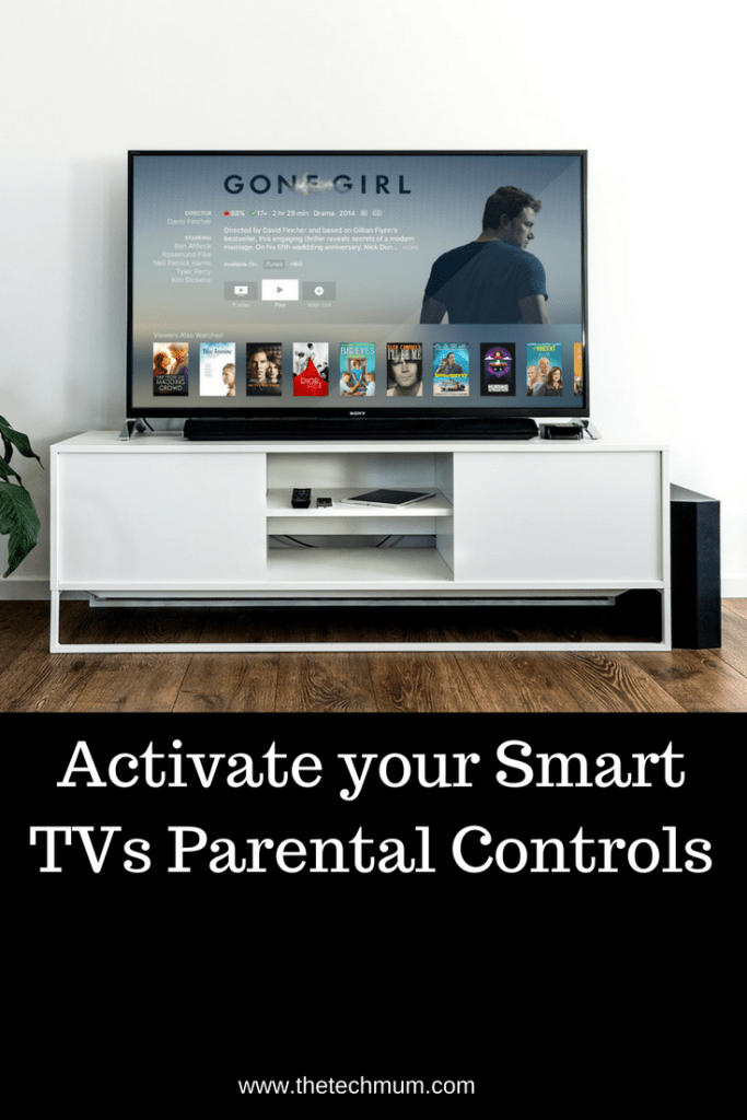 Activate Your Smart TVs Parental Controls