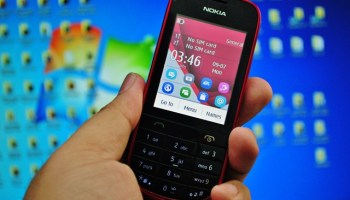 Nokia PH Launches The Asha 310, Christening Newly Appointed GM - The