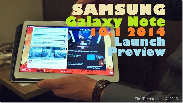 samsunggalaxynote1012014launchpreview
