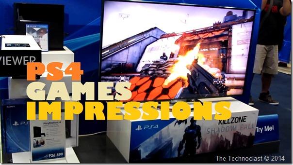 ps4gamesimpressions