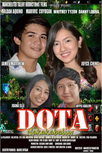 "Locally-Made ""DotA: Nakakabaliw"" Is One Of The Worst Movies We Hope We Never See"