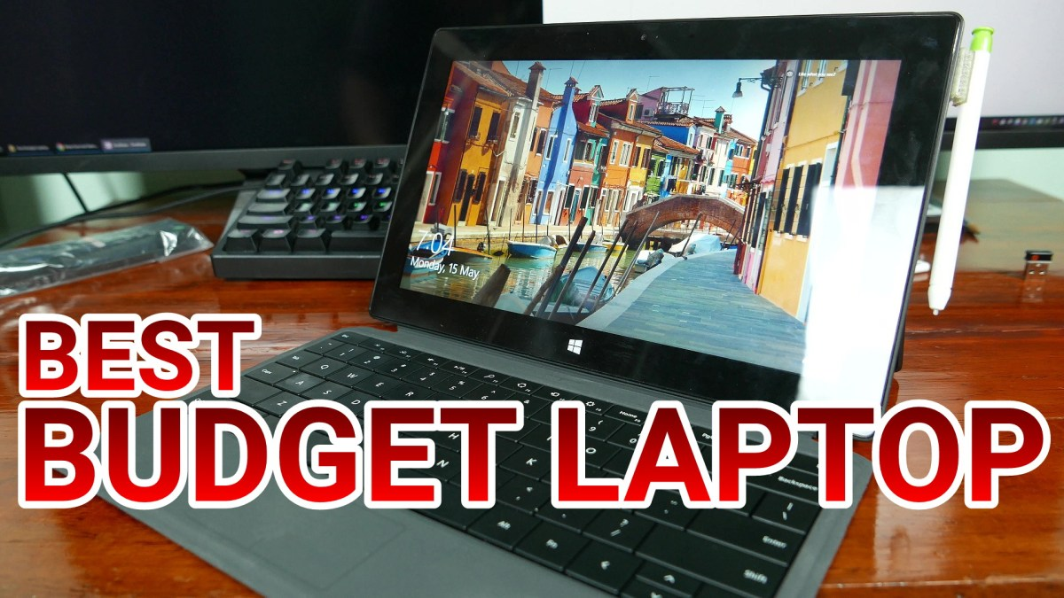 BEST BUDGET LAPTOP 2017 (Alex's Kokak List)