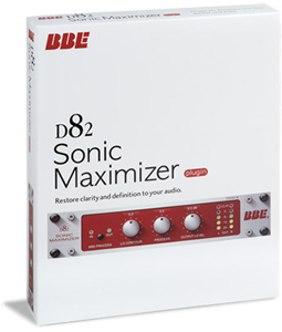 BBE D82 Sonic Maximizer