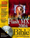 Macromedia Flash MX2004 Bible reviewed in The Technofile by MC Rebbe The Rapping Rabbi