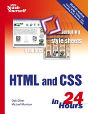 sams Teach Yourself HTML and CSS in 24 Hours reviewed in The Technofile by MC Rebbe The Rapping Rabbi