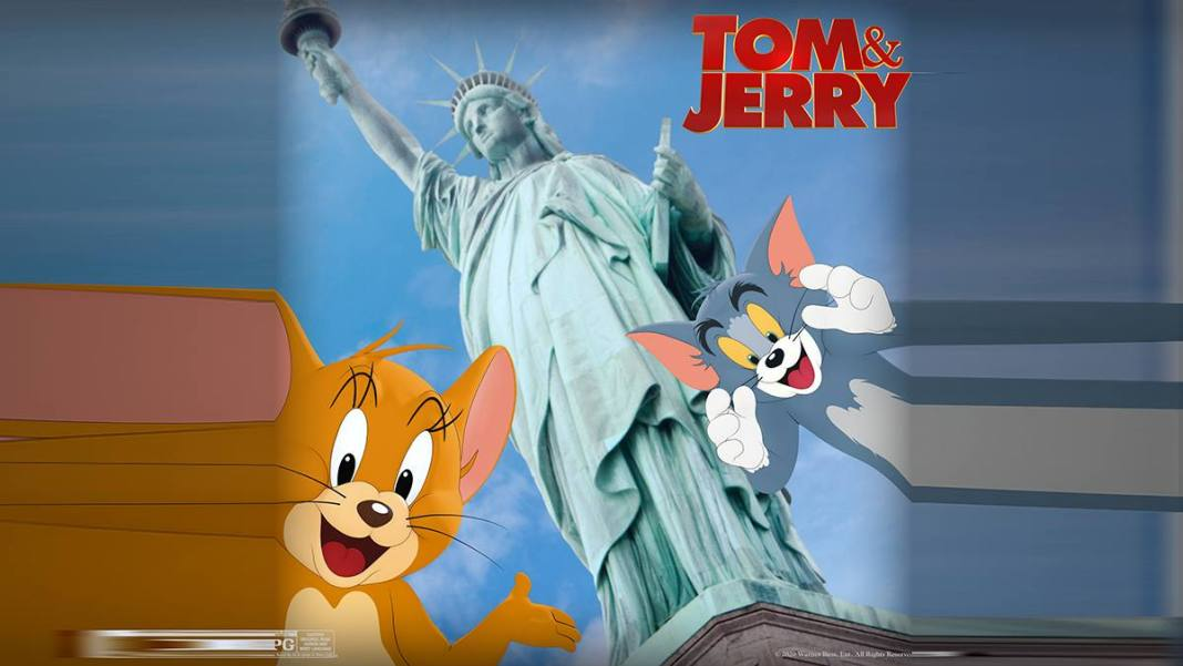 Tom and Jerry movie to hit theaters in 2021