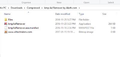 Remove KMPlayer ads (1)