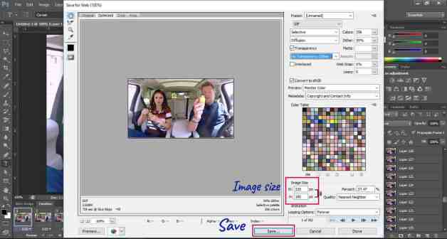 how to make a gif using photoshop