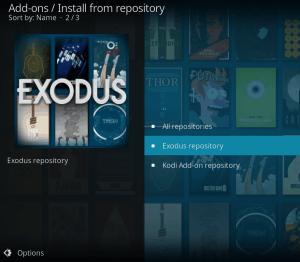 install exodus Kodi krypton kodi jarvis