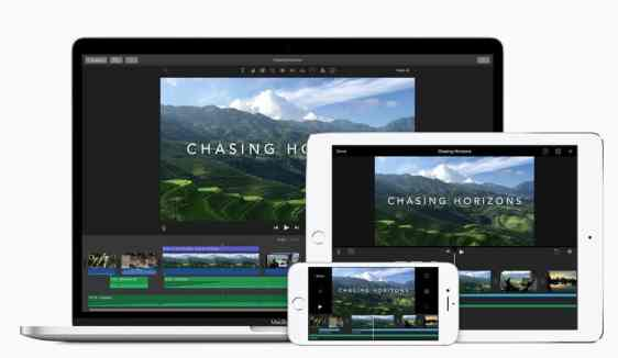 imovie best video editing software windows mac linux