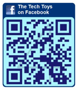 generate QR code for facebook profile