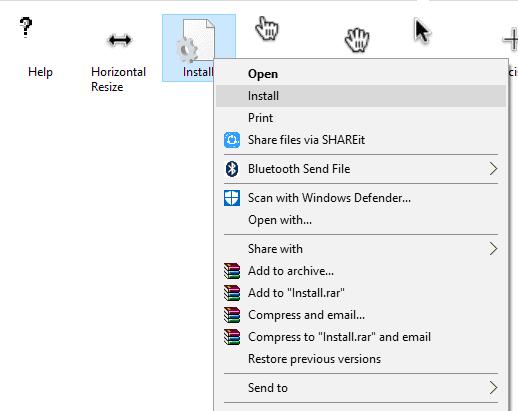 mac cursor on windows