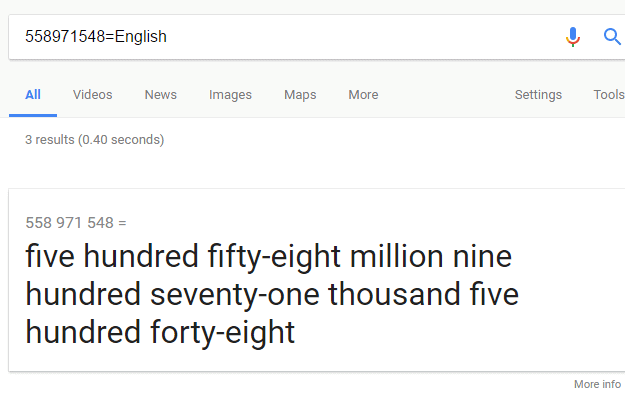 google facts the tech toys