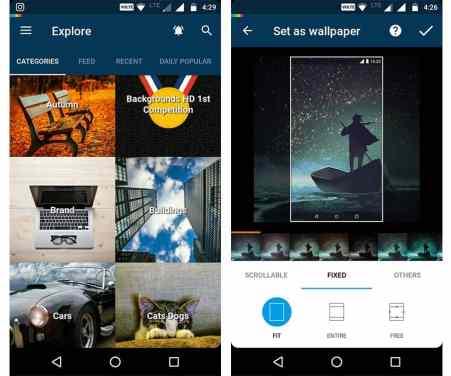 backgrounds HD best android wallpaper app thetechtoys dot com