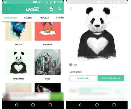 walli best android wallpaper app thetechtoys dot com