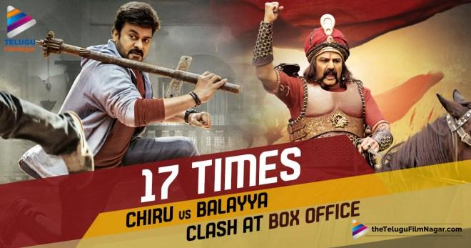 Chiru Vs Balayya Clash At Box Office,