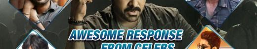 Celebrities React To Khaidi No 150