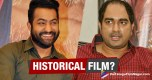 A Historical Film In NTR and Krish Combo ?
