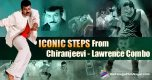 Chiranjeevi-Lawrence combination songs,Chiranjeevi-Lawrence combination , Chiranjeevi and Lawrence combo