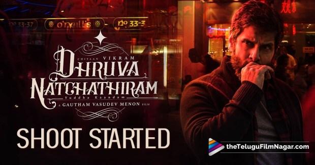 Dhruva Nakshatram Movie Updates
