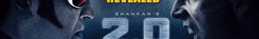 Rajnikanth's 2.0 Teaser Date Revealed