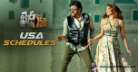 Khaidi No 150 USA Schedules,Khaidi no 150 USA-Schedules