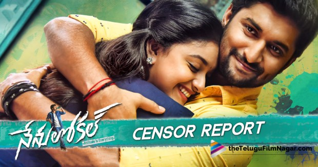 Nenu Local Censor Report
