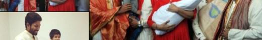 Allu Family In Tirumala