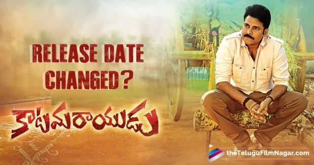 Katamarayudu Release Date