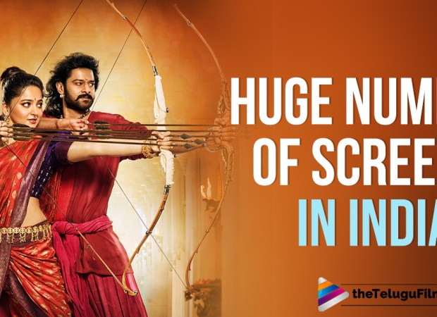 Baahubali: The Conclusion Record Number Of Screens In India