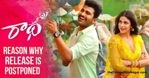Radha Postponed To May,Telugu Filmnagar,Sharwanand Radha Movie Postponed,Telugu Movie Updates 2017,Radha Movie Release Date,Radha Telugu Movie,Sharwanand in Radha,Sharwanand Radha,Sharwanand Radha Release Date,Sharwanand Radha Updates
