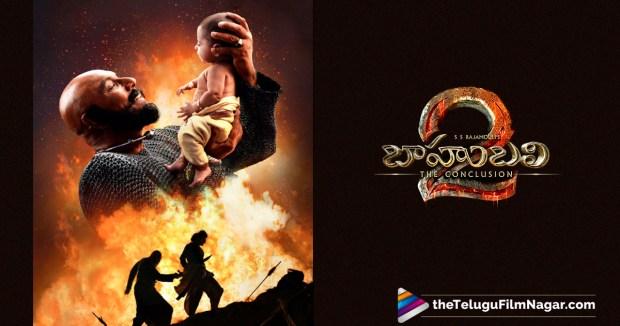 Baahubali 2 latest poster