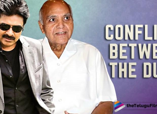 Conflicts Between Pawan And Ramoji Rao?