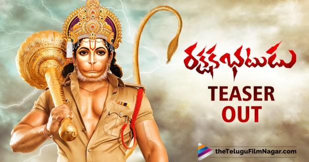 Rakshaka Bhatudu Nail Biting Teaser Is Out