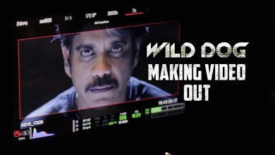 Wild Dog Movie Making Video Out Now