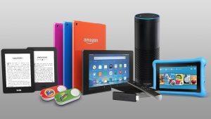 Various Amazon Devices