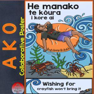 Collaborative Posters Mahi ngātahi