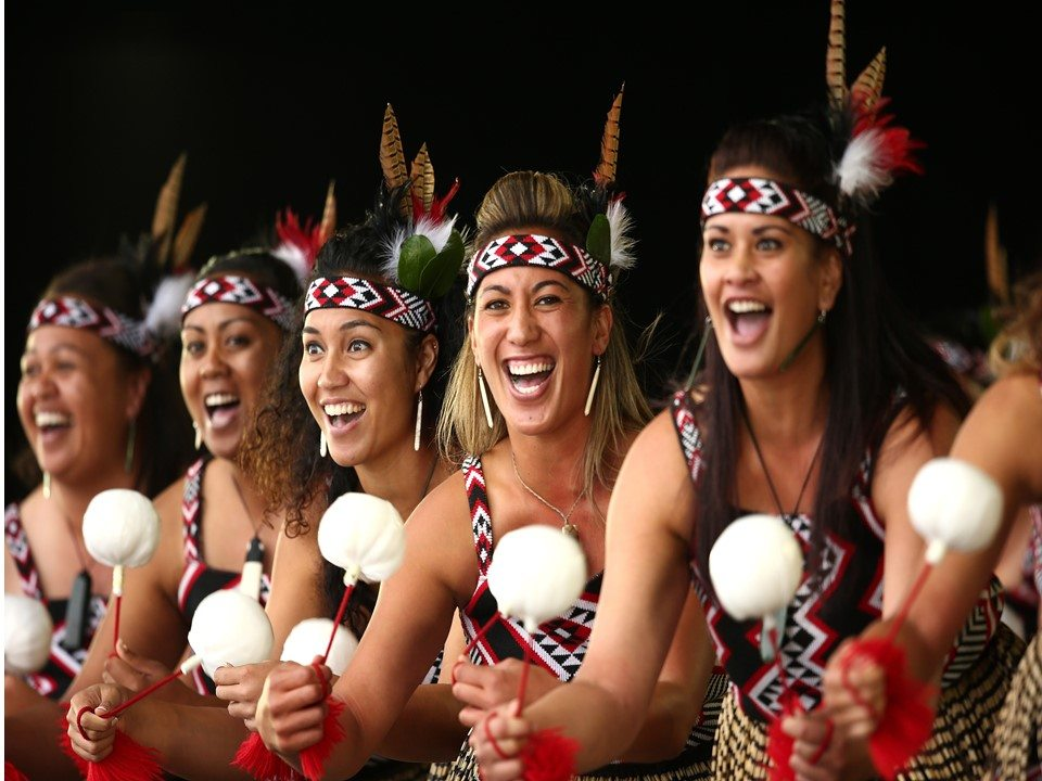 Kapa haka for beginners