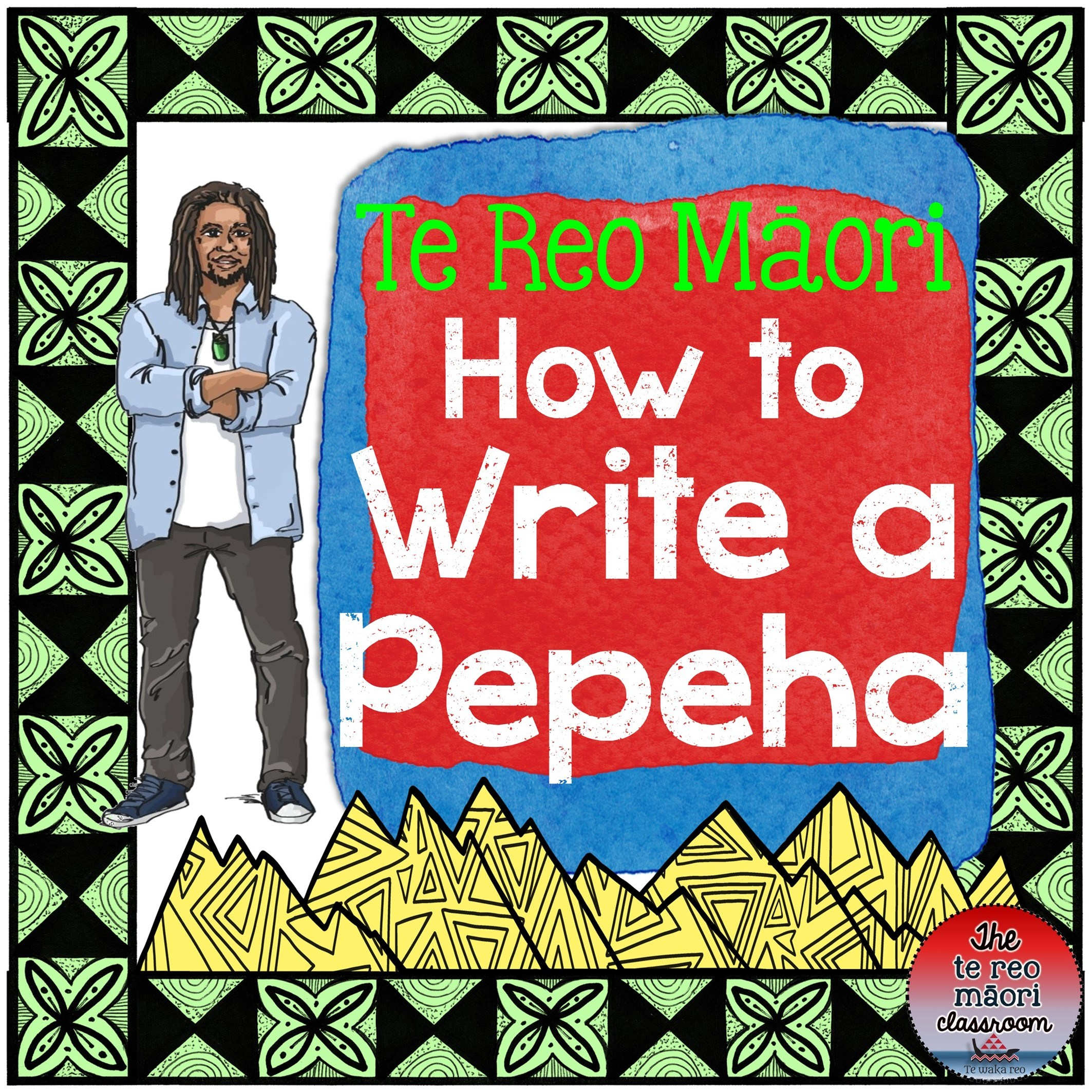How to Write a Pepeha