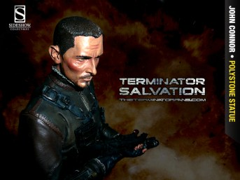 Sideshow Collectibles John Connor Statue