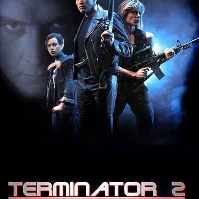 Terminator 2 Promotional Poster