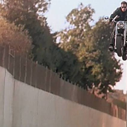 Terminator 2 Canal Chase Jump