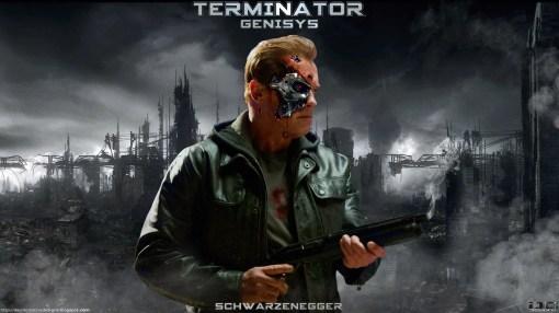 Terminator Genisys Fan Art By DC Designs