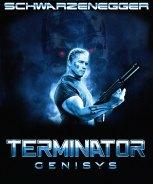 Terminator Genisys Poster Glower Paul