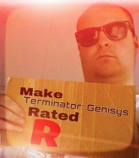 Jaakko Tammisto Terminator Fan Rated R