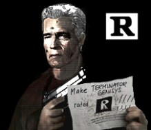 Rated R Terminator Genisys
