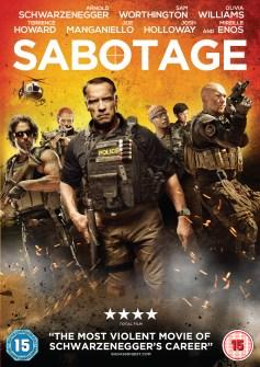 Sabotage DVD UK