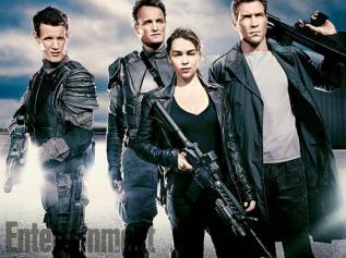 Resistance Terminator Genisys