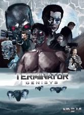 Neil Brady Terminator Genisys Fan Art